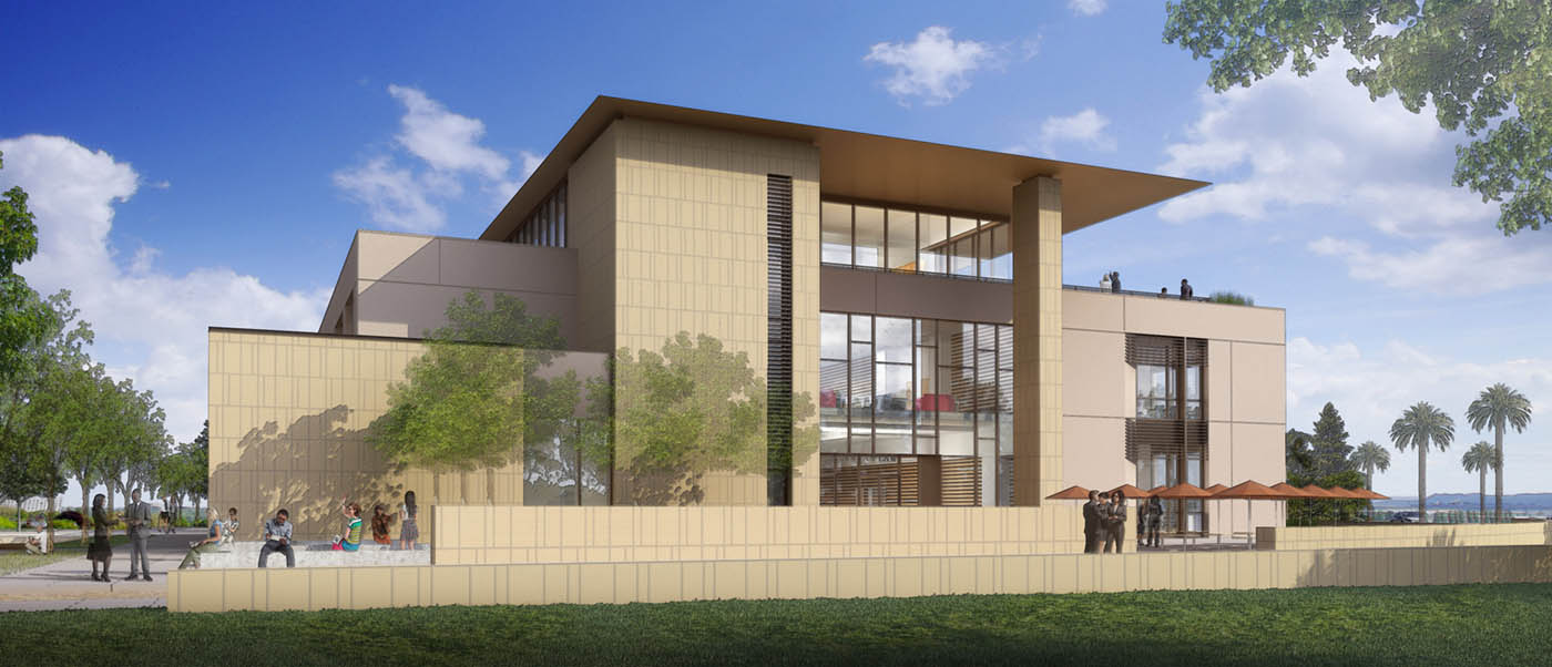 New law school building design images released santa clara law New build house designs